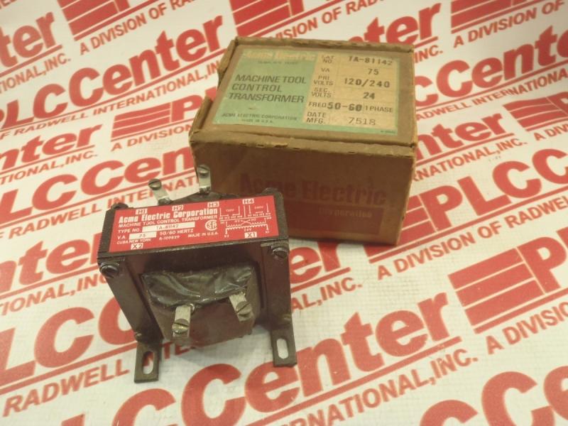 ACME ELECTRIC TA-81142