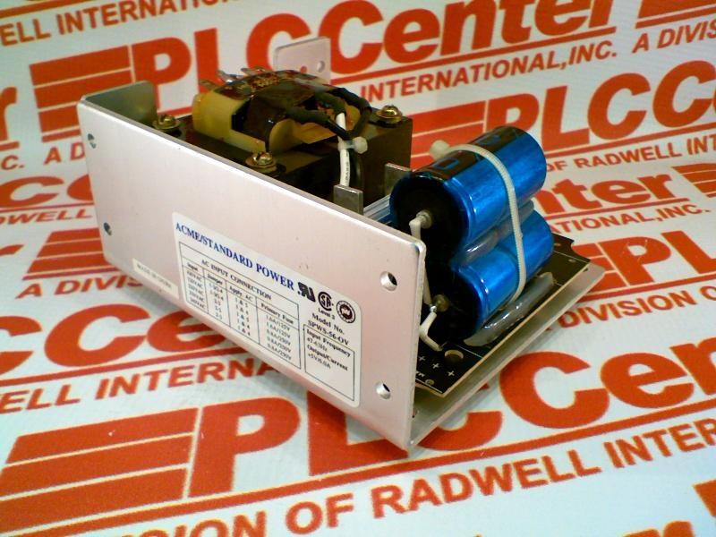 ACME ELECTRIC SPWS-56-OV