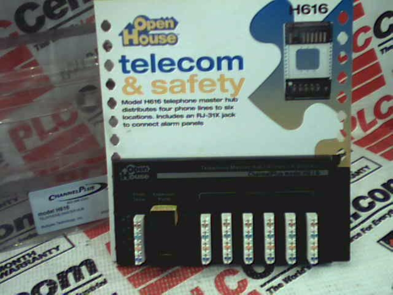LINEAR SECURITY & CONTROL H616