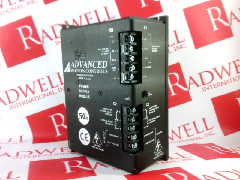 ADVANCED MOTION CONTROLS PS30AB
