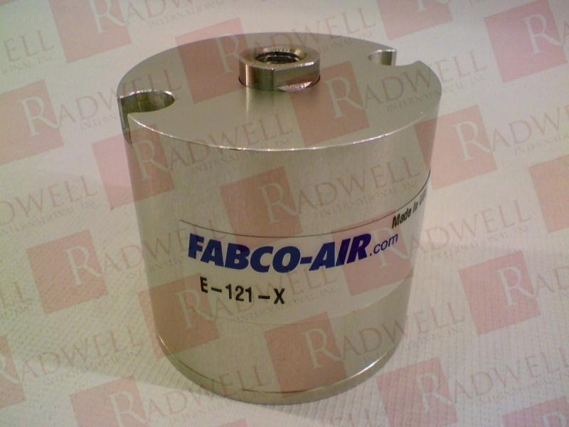 FABCO-AIR INC E-121-X