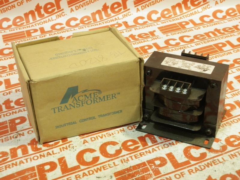 ACME ELECTRIC TB-81200