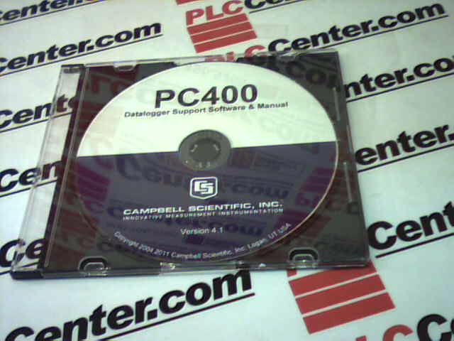 CAMPBELL SCIENTIFIC INC PC400
