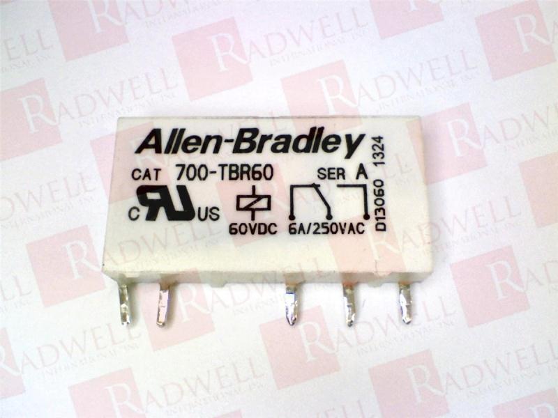 ALLEN BRADLEY 700-TBR60