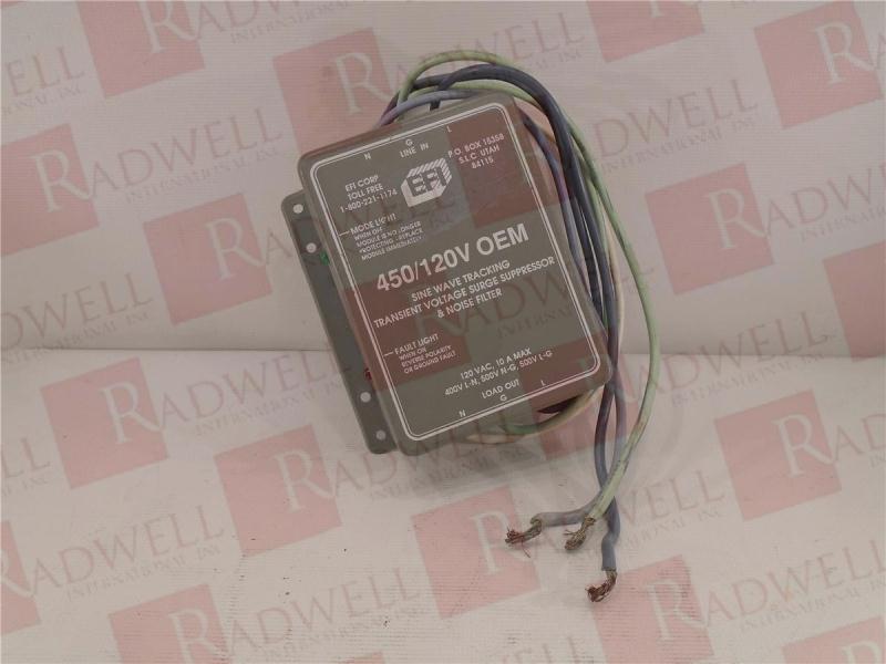 EFI ELECTRONICS OEM120-10A