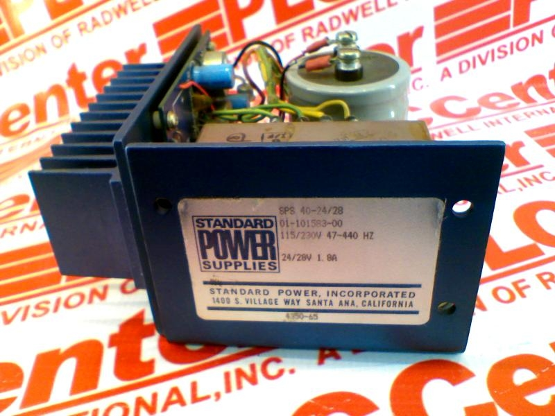 ACME ELECTRIC SPS-40-24/28