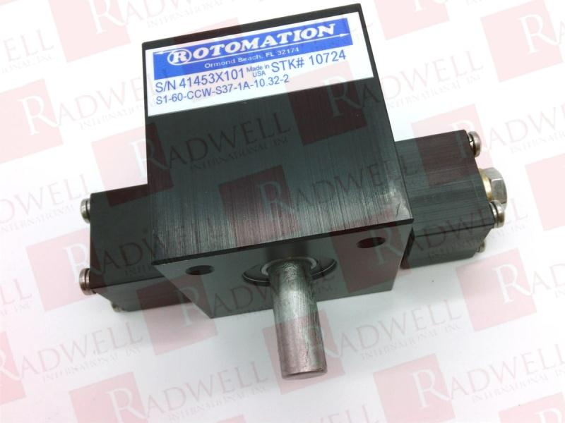 ROTOMATION S160CCWS371A1032