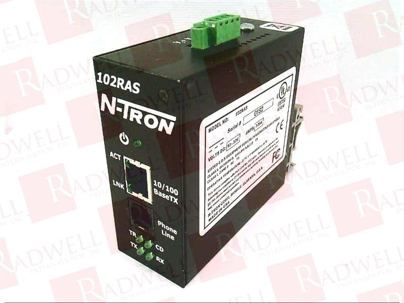 NTRON 102RAS