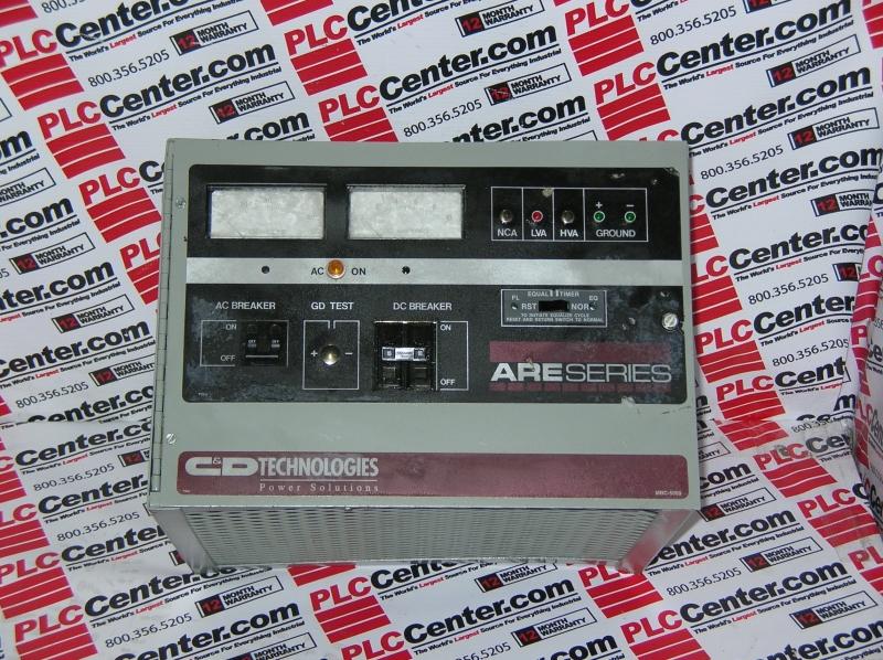 C&D TECHNOLOGIES ARE48AC6E