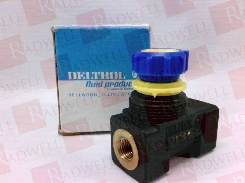 DELTROL RELAY F10P