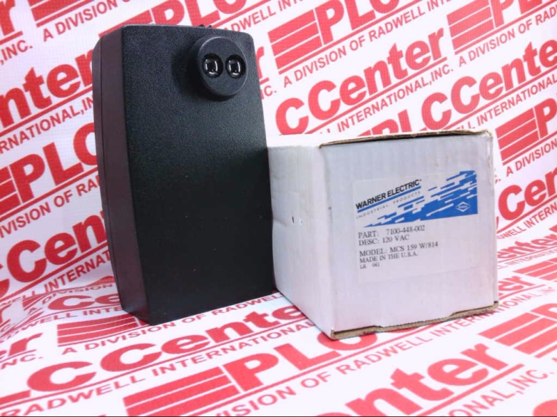 WARNER ELECTRIC MCS-159