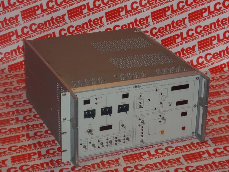 SPECTRAL DYNAMICS SD400-A-5-18