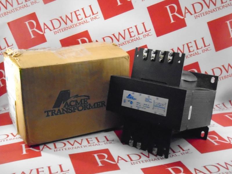 ACME ELECTRIC TA-2-69-307