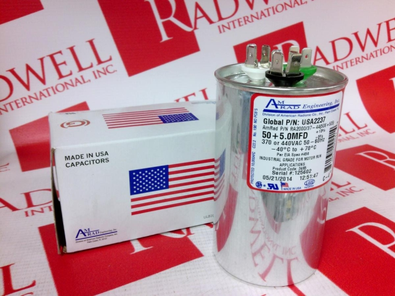 AMRAD ENGINEERING RA2000/37-44-506+505