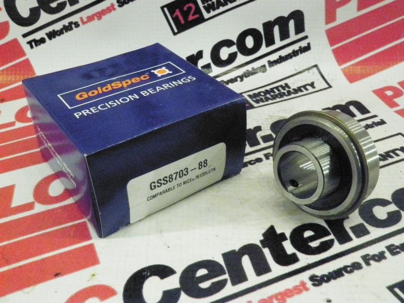 GOLDSPEC GSS8703-88
