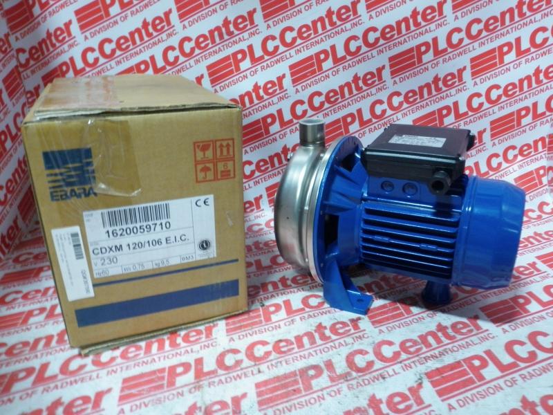 EBARA PUMP CDXM-120/106-ECI