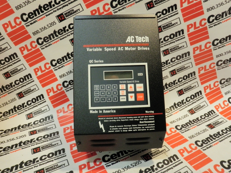AC TECHNOLOGY Q14001A