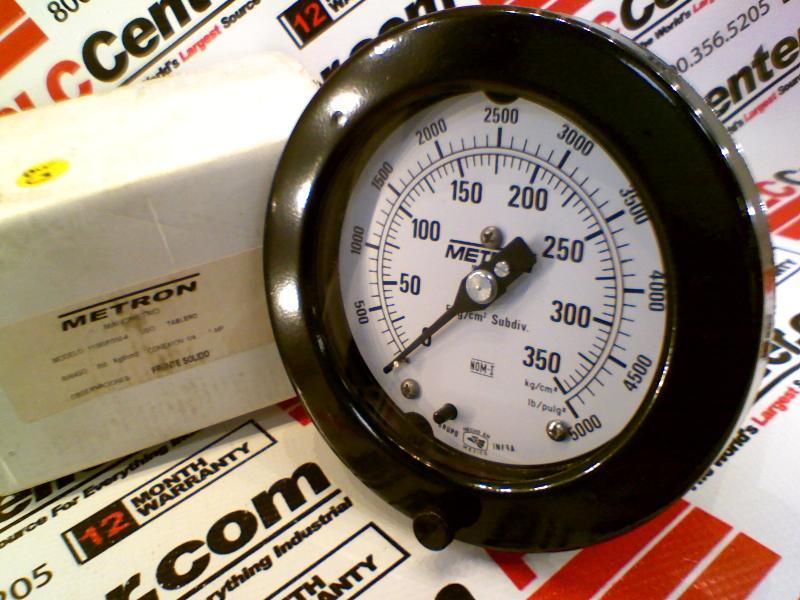 METRON INSTRUMENTS 11565F/350-4