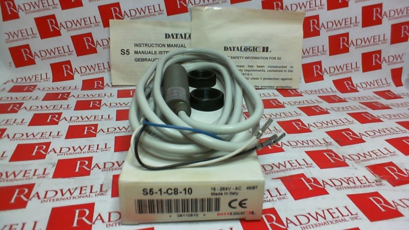 BALLUFF S5-1-C8-10
