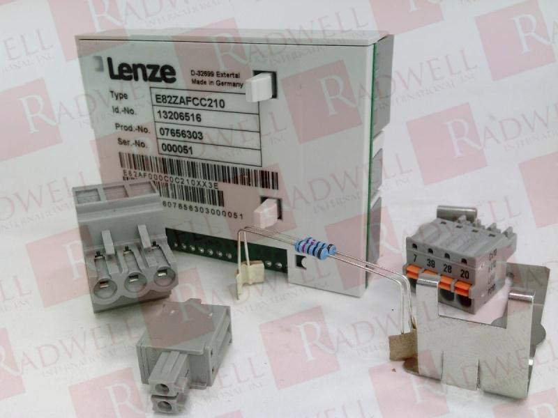 AC TECHNOLOGY E82ZAFCC210