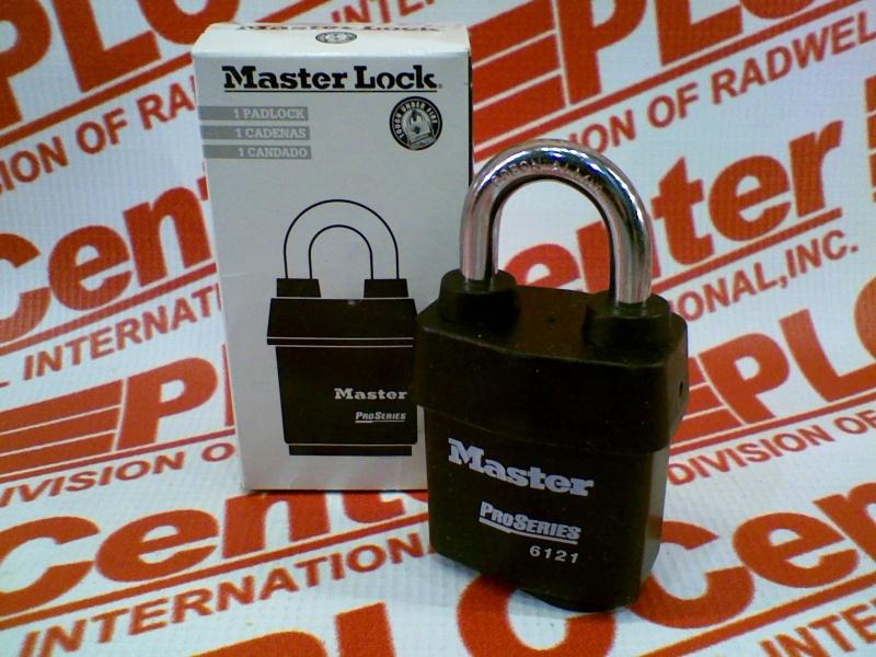 MASTER LOCK 6121KA