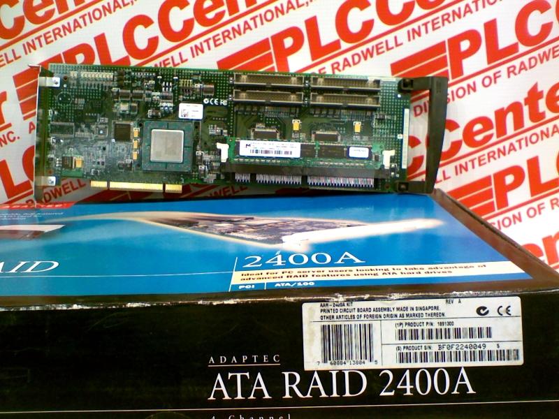 ADAPTEC 2400A