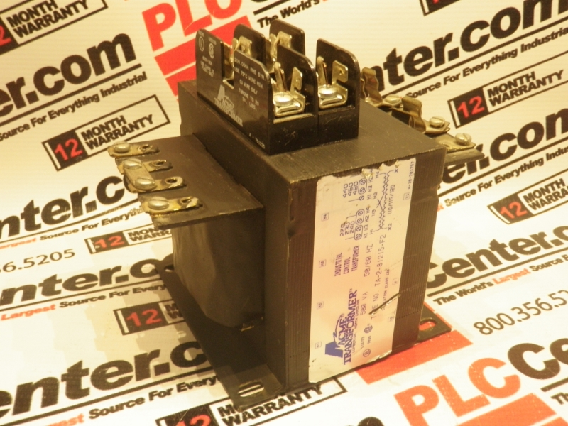 ACME ELECTRIC TA-2-81215-F2