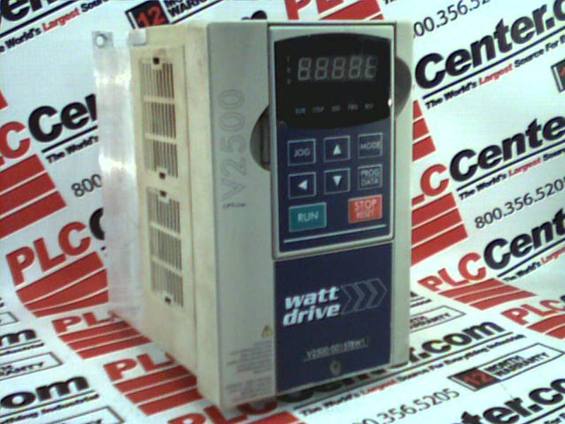 WATT DRIVE V2500-0015TBW1