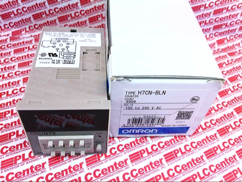 OMRON H7CN-BLN-AC