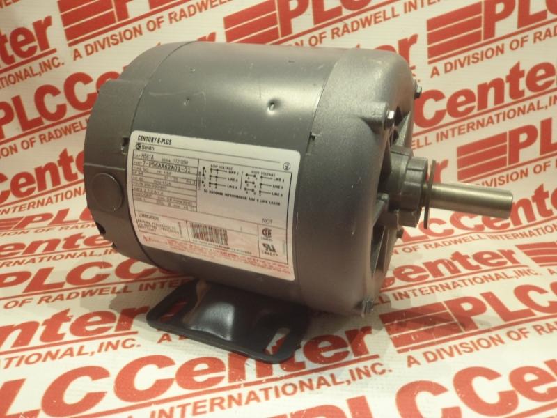 CENTURY ELECTRIC MOTORS H581A