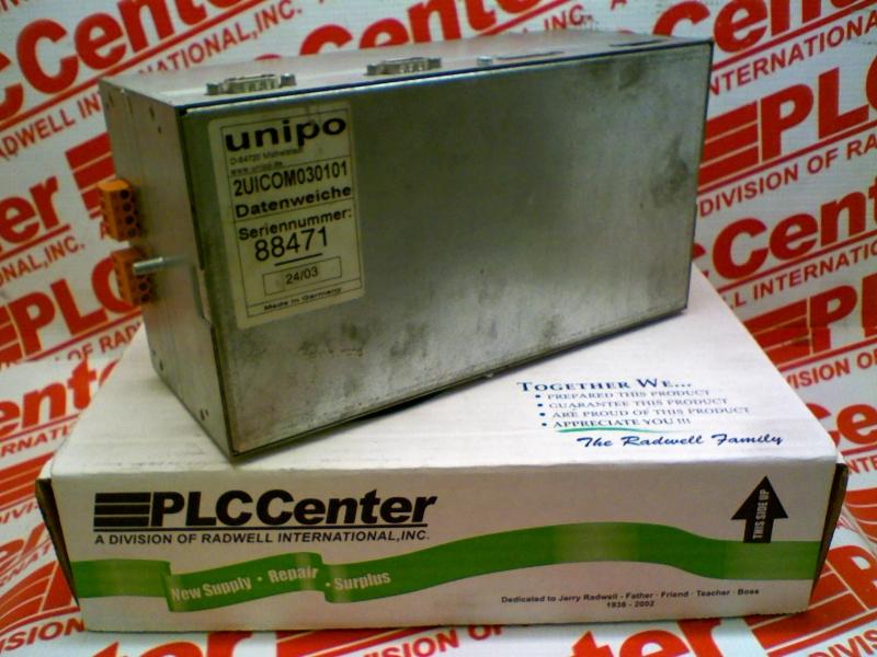 UNIPO 2UICOM030101