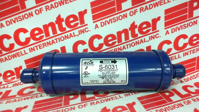 AC&R COMPONENTS INC S-6031
