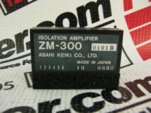 ASAHI KEIKI CO ZM-300