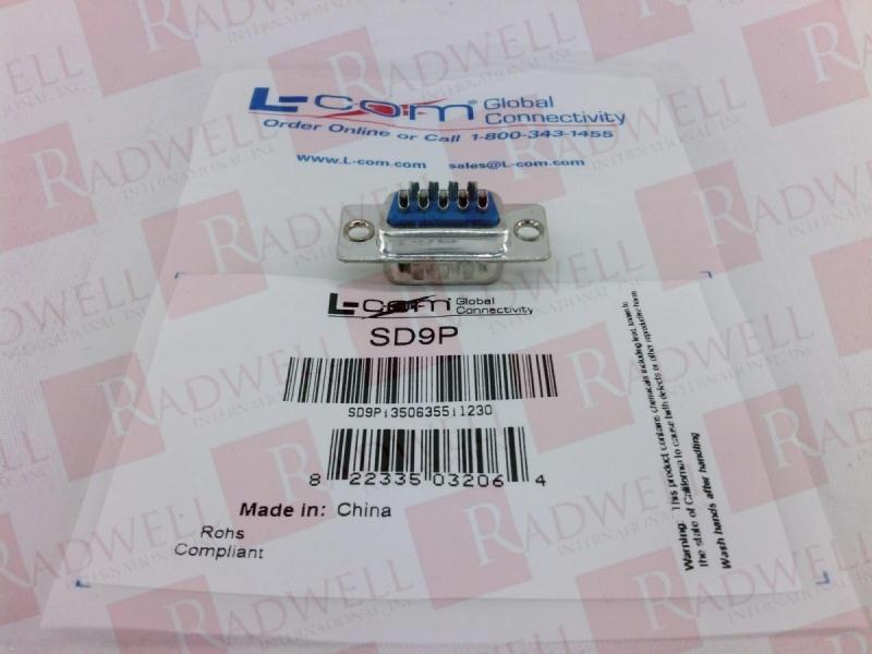 LCOM SD9P