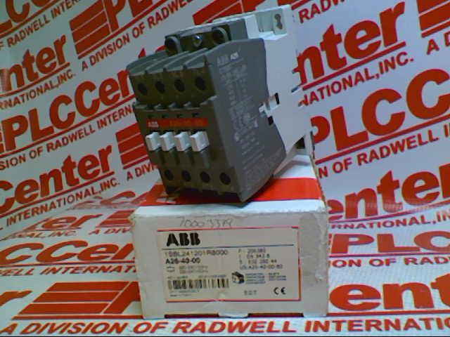 ABB A26-40-00-220-230V-50HZ/230-240V-60HZ
