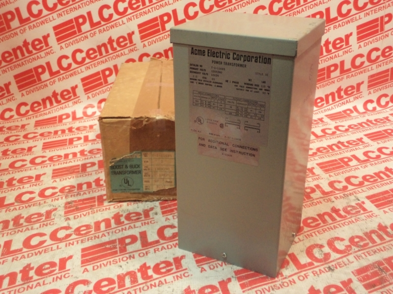 ACME ELECTRIC T1-11685