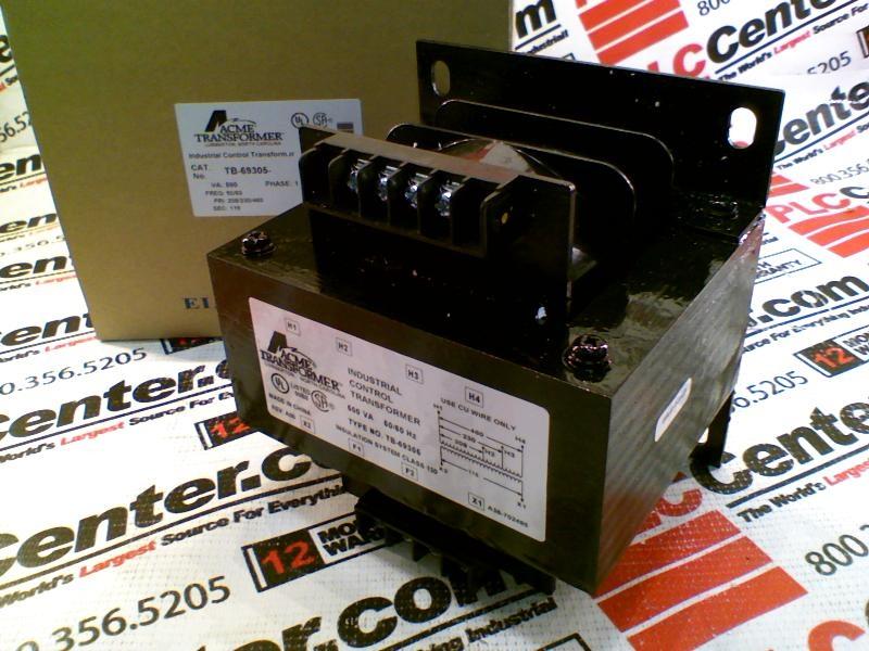 ACME ELECTRIC TB69305