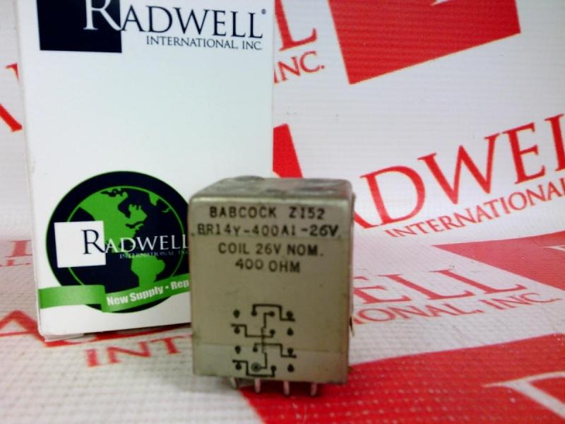 BABCOCK BRY-400A1-26V
