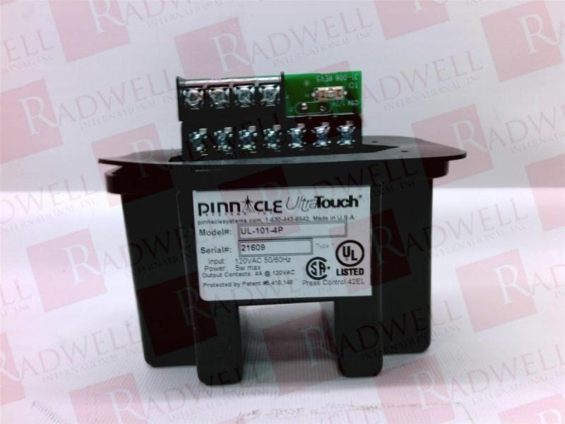 PINNACLE SYSTEMS INC UL-101-4P