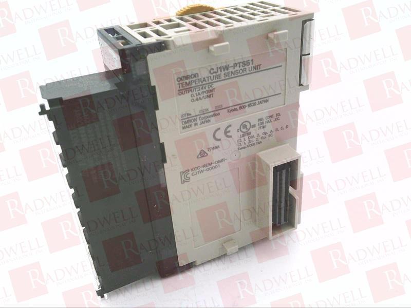 OMRON CJ1W-PTS51 0