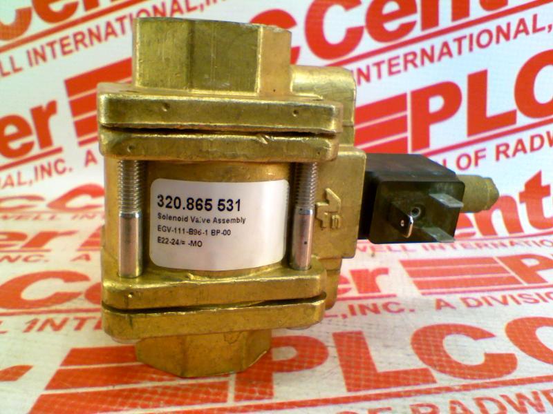 AVS ROMER EGV-111-B96-1-BP-00