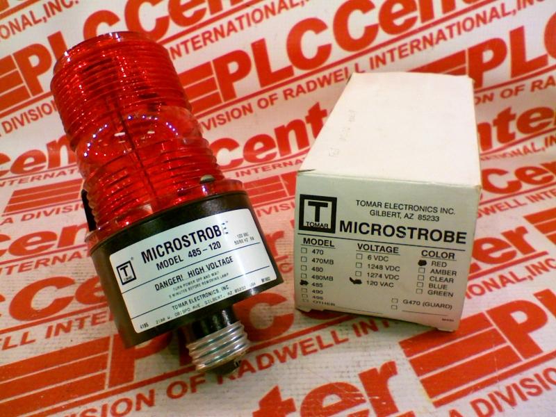 MICROSTROBE 485-120-RED