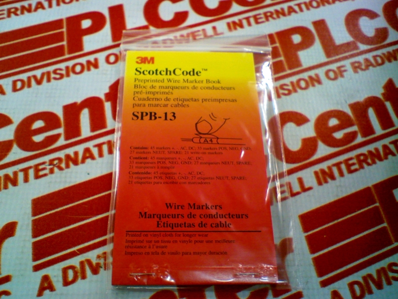 3M HOME & COMMERCIAL CARE SPB-13