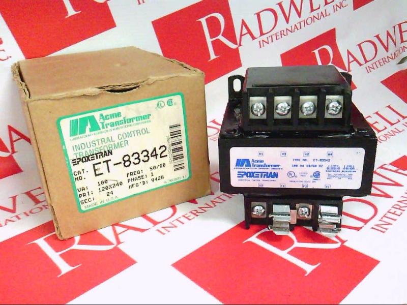ACME ELECTRIC ET-83342