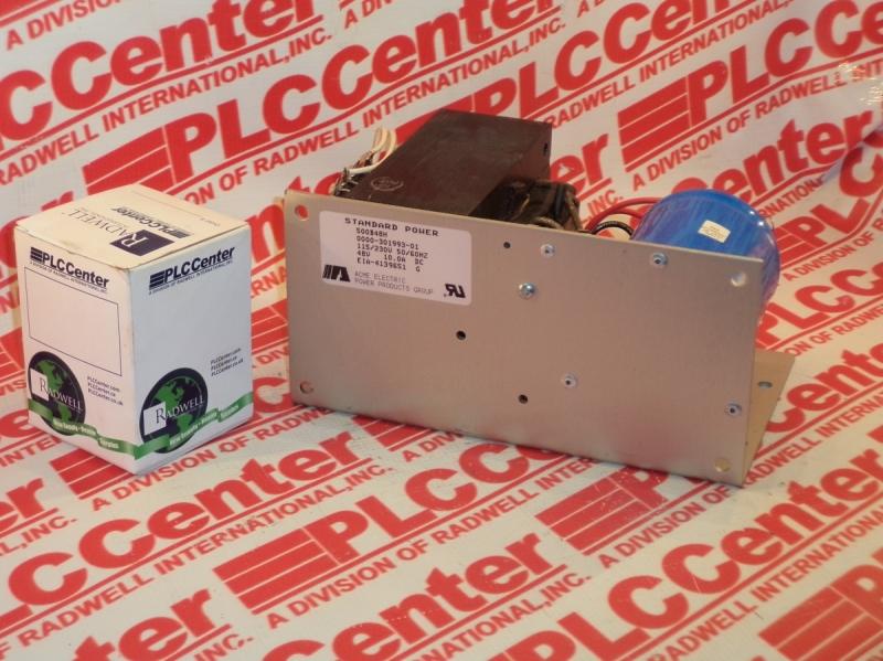 ACME ELECTRIC 500B48HA