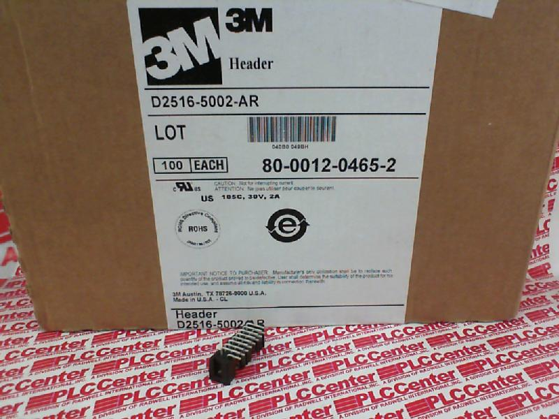 3M HOME & COMMERCIAL CARE D2516-5002-AR