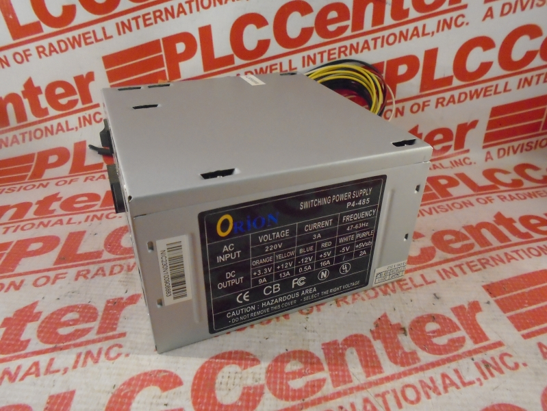 HEC P4-485