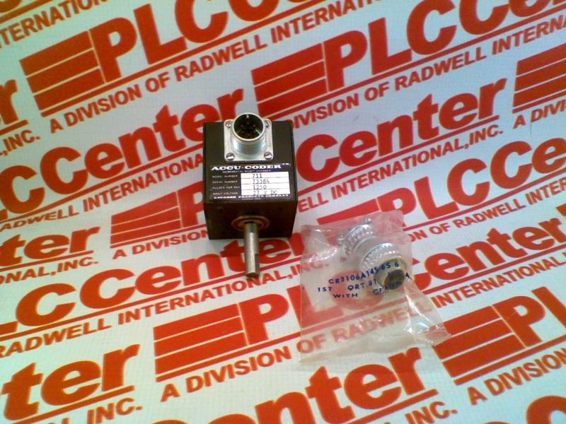 ACCU CODER 711-1250-S-HD3-3/8-S-S-Y