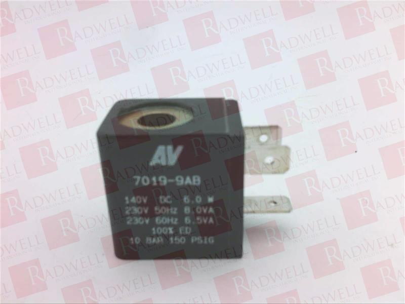 AUTOMATIC VALVE 7019-9AB 1