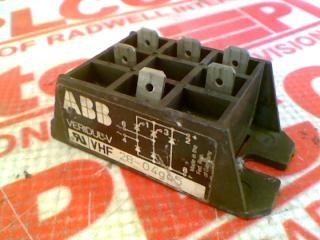 ABB VHF28-04GO5